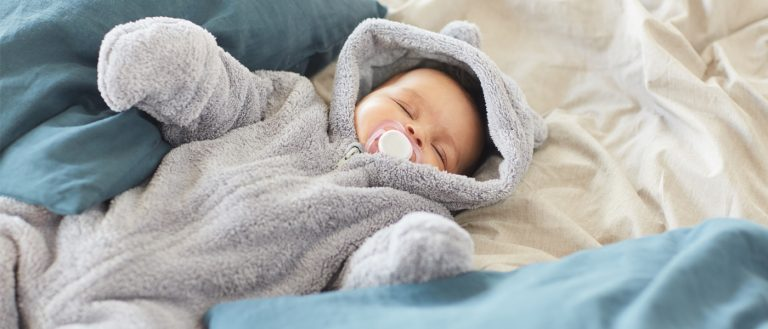 5 Simple Hacks to Getting Your Baby's Sleep on Track