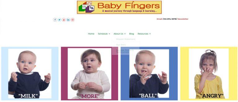 Baby Fingers Class: Parent Review