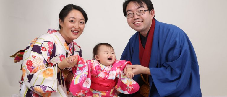 Haha no yume: the Art of the Baby Kimono