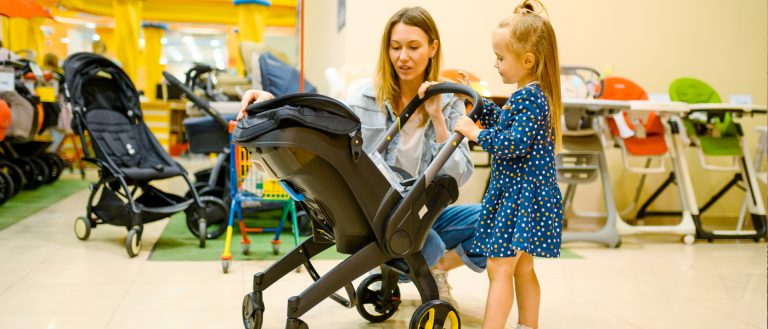 Choosing the Right Stroller: A Guide