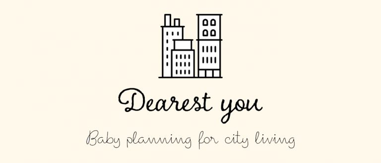 """Your NYC Neighbor: Vanessa Alamo of """"Dearest You"""" (Baby planning for City Living)"""