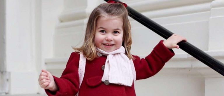 Dressed like Princess Charlotte: where to buy the same outfits