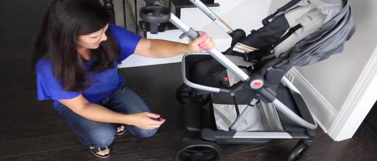 Evoq: the 4-1 stroller