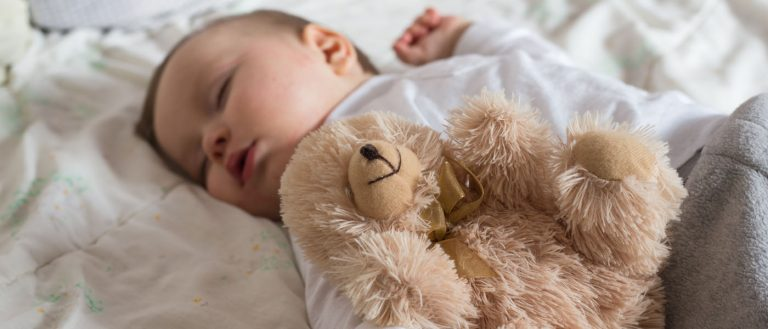 Gerber Sleep Expert : the reality of sleep schedules for your baby