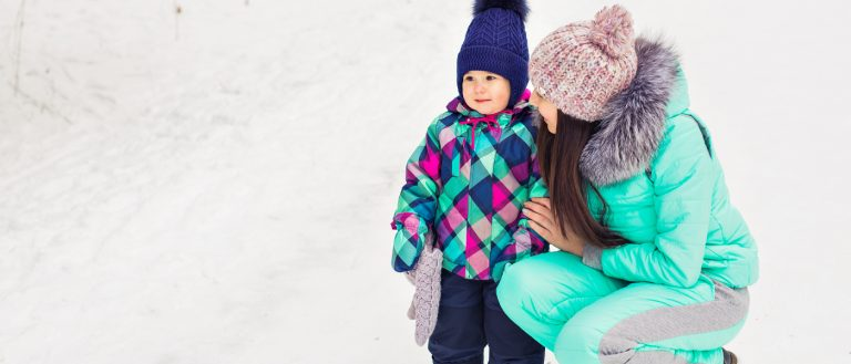 Keeping Your Baby Warm this Winter