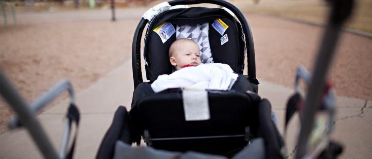 My Newborn hates the Stroller