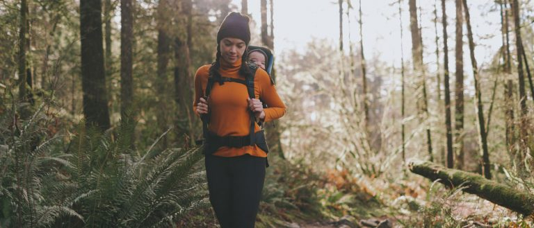 NYC Nature Trails – go hiking with your baby!