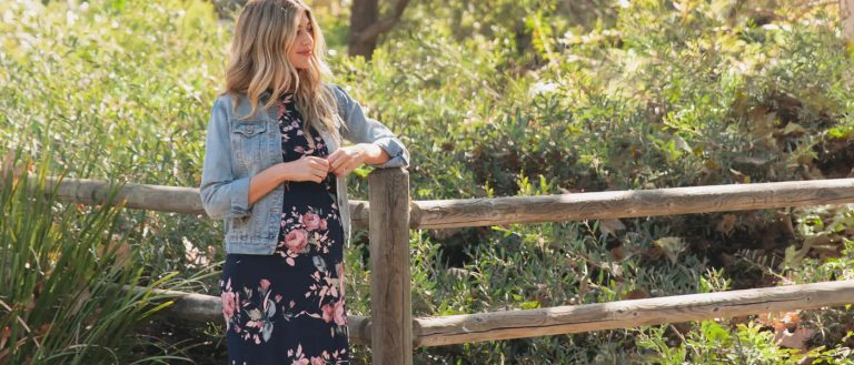 Pink Blush Maternity – perfect spring and summer wear