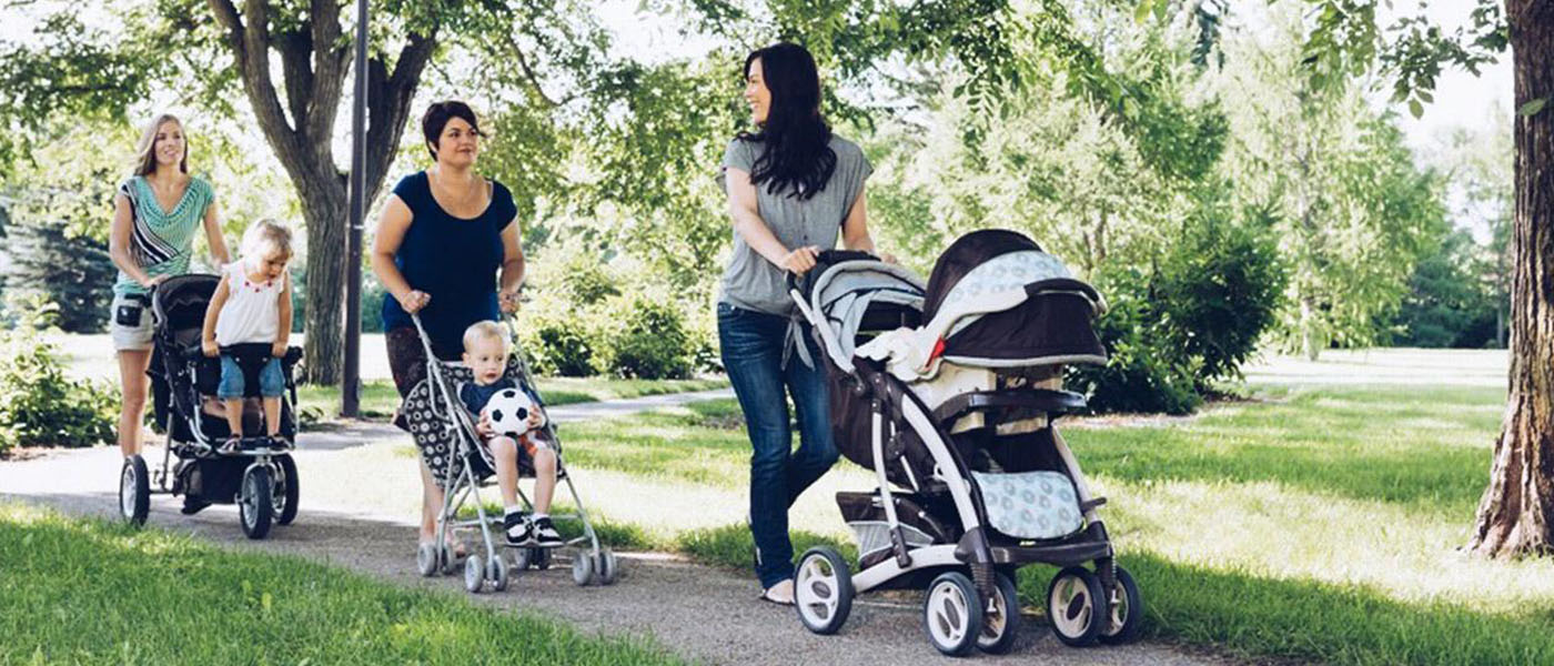 5 Reasons Why a Stroller is a Must Have Item for New Parents