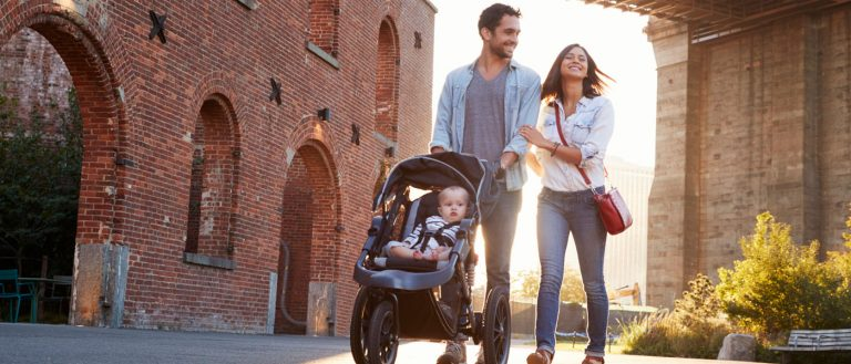 The Best Way to get your Baby around the Subway (best baby gear)