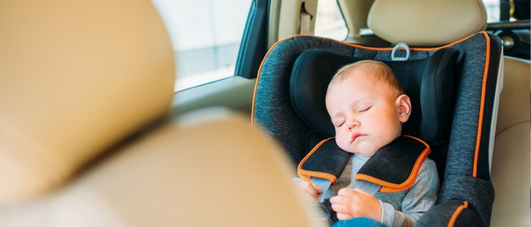 Top 5 Car Seats for Rideshare Drivers