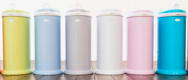Ubbi's Limited Edition Diaper Pail: An All Star Addition to Your Baby's Nursery