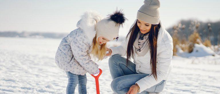 5 Winter Essentials for Mom