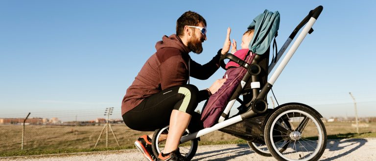 Why use a Jogging Stroller?