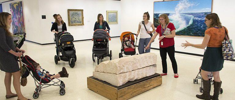 The Guggenheim Stroller Tours
